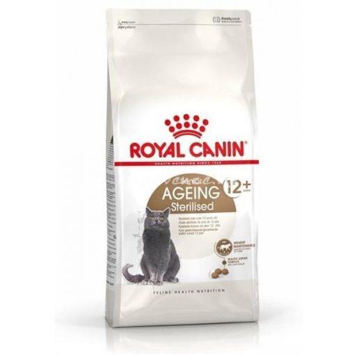 Royal Canin FHN AGEING 12+ 0,4kg Száraz Macskaeledel