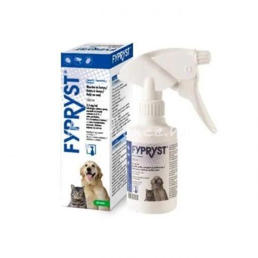 Fypryst Spray 100ml  Bolha és Kullancsírtó Spray