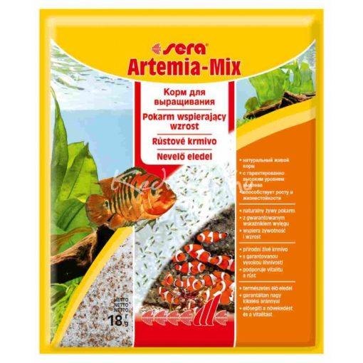 Sera Artemia Mix Ivadék eledel 18gr (Zacskós)