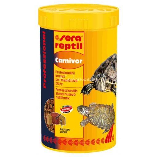 Sera reptil Professional Carnivor Teknős eledel 250 ml
