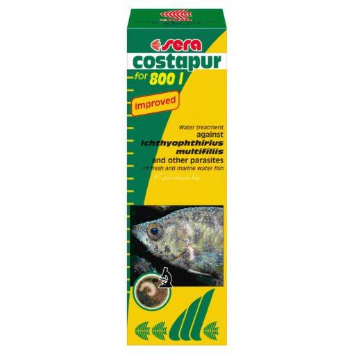 Sera Costapur Akváriumi Gyógyszer 50ml 500-1000 liter vízhez