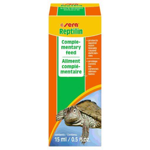Sera Reptilin Vitamin Hüllőknek 15ml