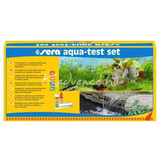 Akváriumi Vízteszt Sera Aqua Test Set