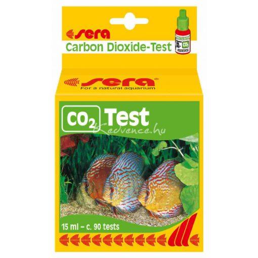 Akváriumi Vízteszt Sera CO2-Test (tartós) Szén-dioxid Teszt