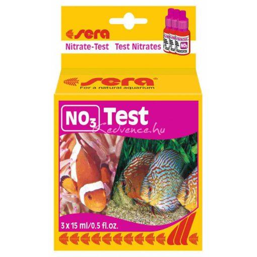 Sera NO3-Test 15ml Nitrát Akváriumi Vízteszt