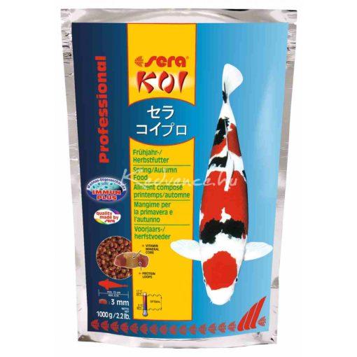 Sera Koi Professional Tavaszi - Őszi Táplálék 1000 g