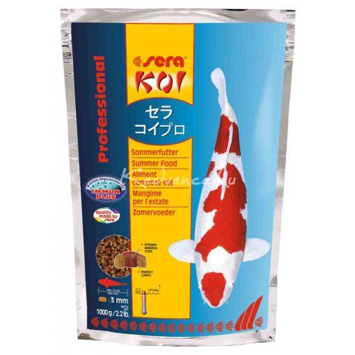Sera Koi Professional Nyári Táplálék 3mm 1000g