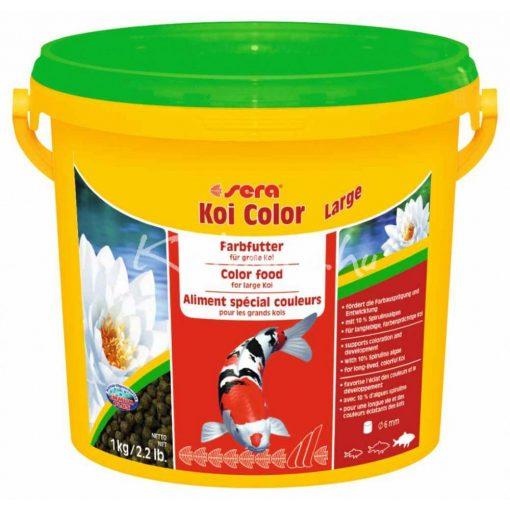 Sera Koi Color Large Tavi Haltáp 3800 ml