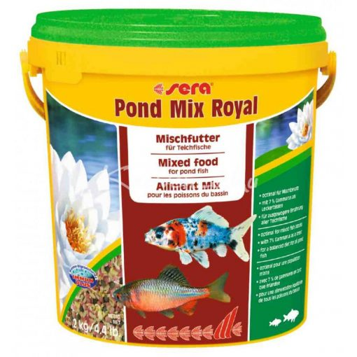 Sera Mix Royal Tavi Hal eledel 10 liter