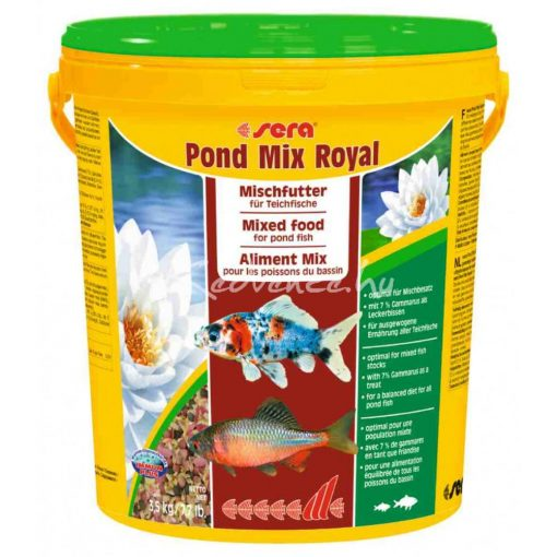 Sera Mix Royal Tavi Hal eledel 21 liter