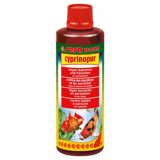 Sera Pond Cyprinopur Kerti Tavi Gyógyszer 250ml