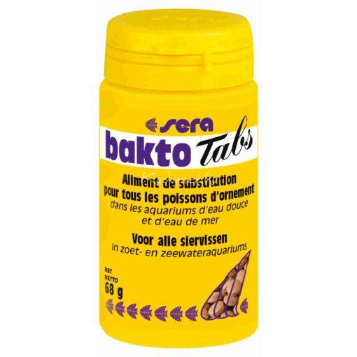 Sera Bakto Tabs Akváriumi Gyógyszer 100 ml 275 tabletta