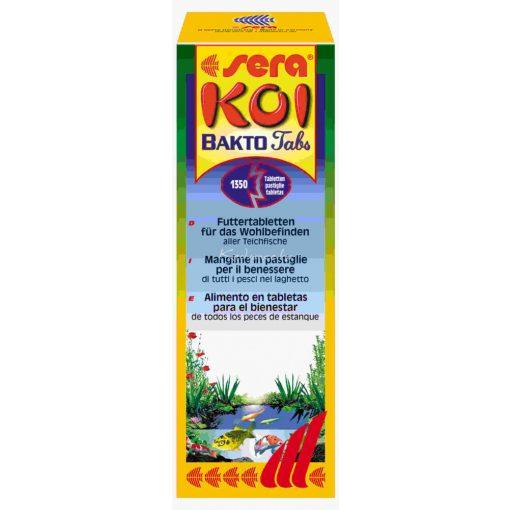 Sera Koi Bakto Tabs Kerti Tavi Gyógyszer 500ml 1350 tabletta