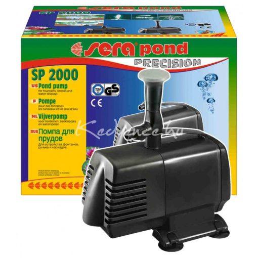 Sera SP 2000 - 98 Watt (2470 l/h) Szökőkút Szivattyú