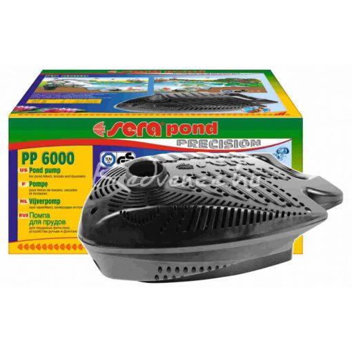 Sera Pond Kerti Tavi Szűrőszivattyú PP 6000 - 65 watt (5600 l/h)
