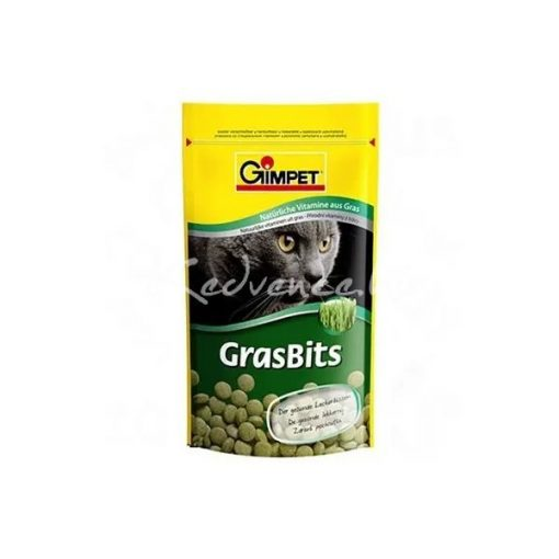 GimCat Gras Bits Zöldfű Tabletta 50g