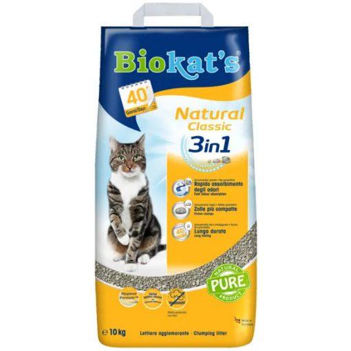 Biokats Nature 5kg macska alom