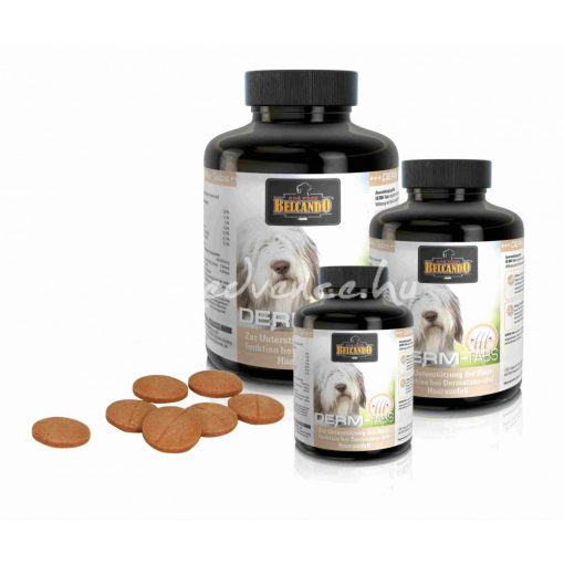 Belcando Derm-Tabs 60 db tabletta 140 g