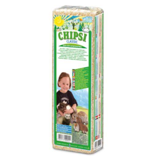 Kisrágcsáló Alom Chipsi Classic 15 liter