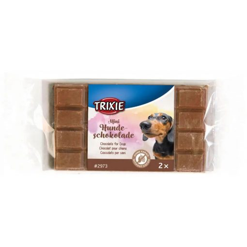 Trixie Jutalomfalat Mini Schoko Dog Chocolate 30G