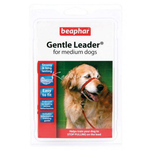 Beaphar Gentle Leader Fejhám - Nagyméretű Kutyára, Fekete 1 db