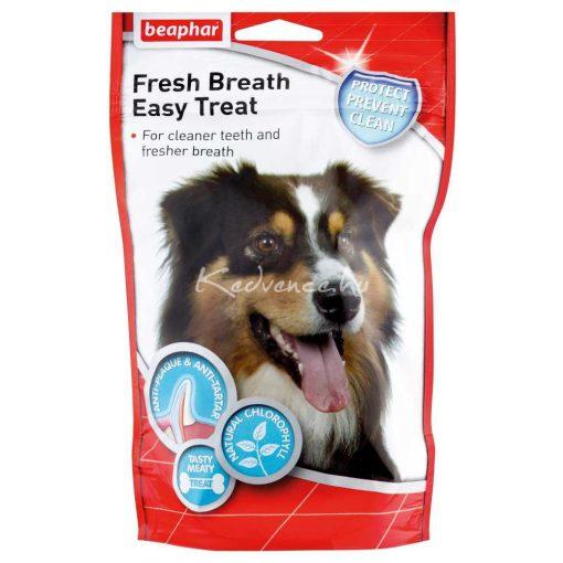 Beaphar Fresh Breath Treats Szájszag elleni Jutalomfalat Kutyáknak 150 g