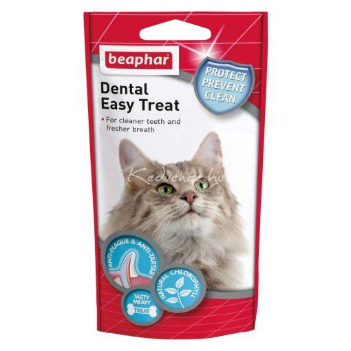 Beaphar Dental Treats Cat Szájszag elleni Jutalomfalat Macskának 35 g