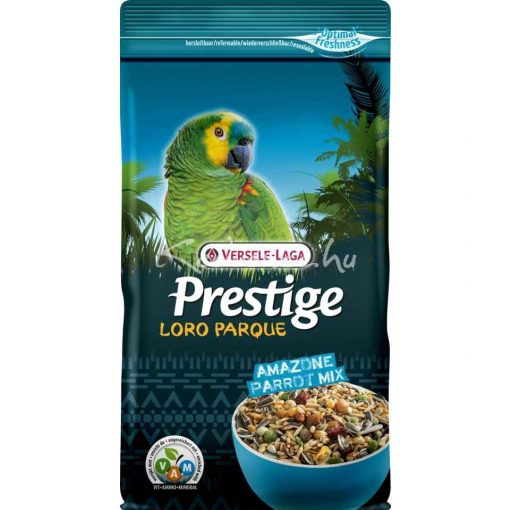 Prestige Loro Parque Amazone Parrot Mix Dél-amerikai Papagáj Eleség  1 kg