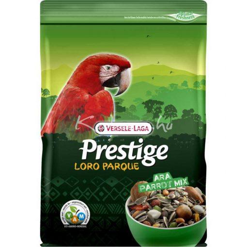 Prestige Loro Parque Ara Parrot Mix Ara papagáj eledel 2,5 kg