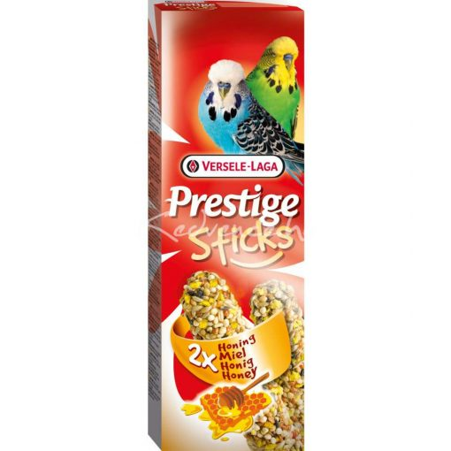 Prestige Sticks Budgies Honey - 2 db magrúd Hullámos papagájnak  60 g