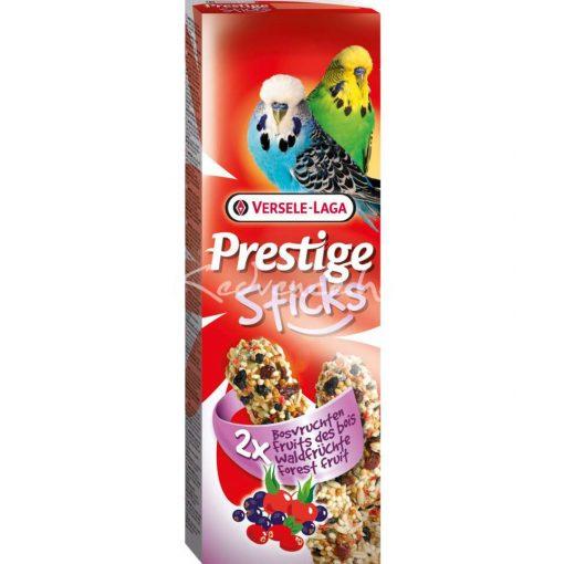 Prestige Sticks Budgies Forest Fruit - 2 db magrúd Hullámos papagájnak 60 g