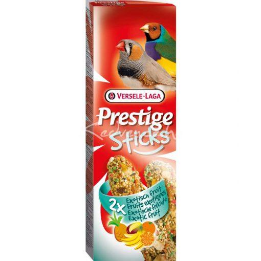 Prestige Sticks Finches Exotic Fruit - 2 db magrúd Pinty számára 60 g