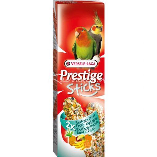 Prestige Sticks Big Parakeets Exotic Fruit - 2 db magrúd papagájnak  140 g