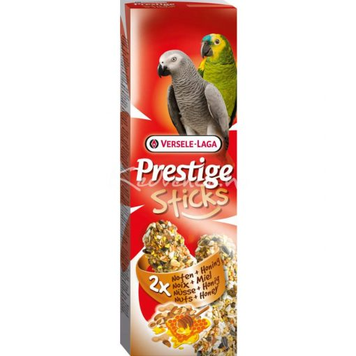 Prestige Sticks Parrots Nuts & Honey - 2 db magrúd papagájnak 140 g