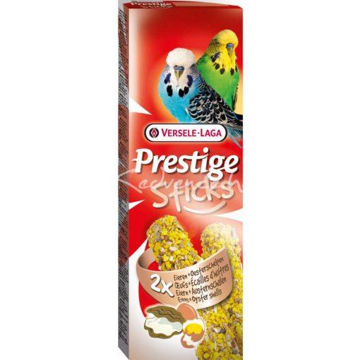 Prestige Sticks Budgies Eggs & Oyster Shells - 2 db magrúd Hullámos papagájnak 60 g