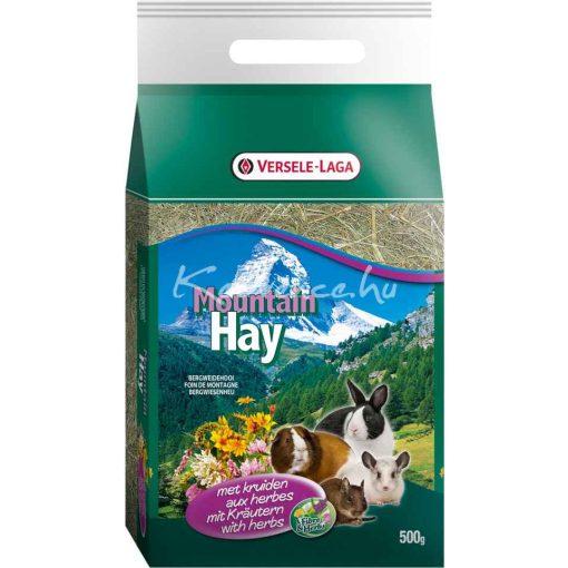 Versele-Laga Mountain Hay - Herbs Gyógynövényes Hegyi Széna 500 g