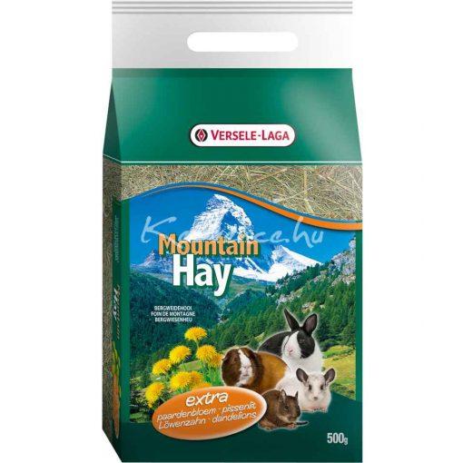 Versele-Laga Mountain Hay -  Hegyi Széna Pitypanggal 500 g