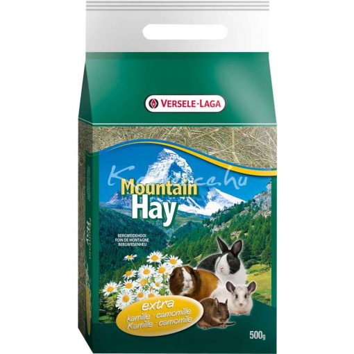 Versele-Laga Mountain Hay - Hegyi széna Kamillás 500 g