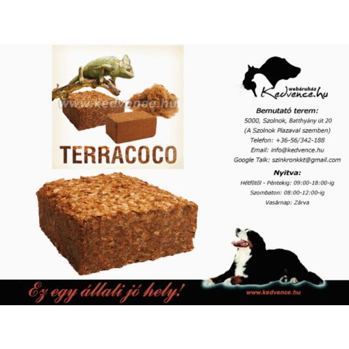 AQUASZUT TERRACOCOTERRACOCO CHIPS 5L