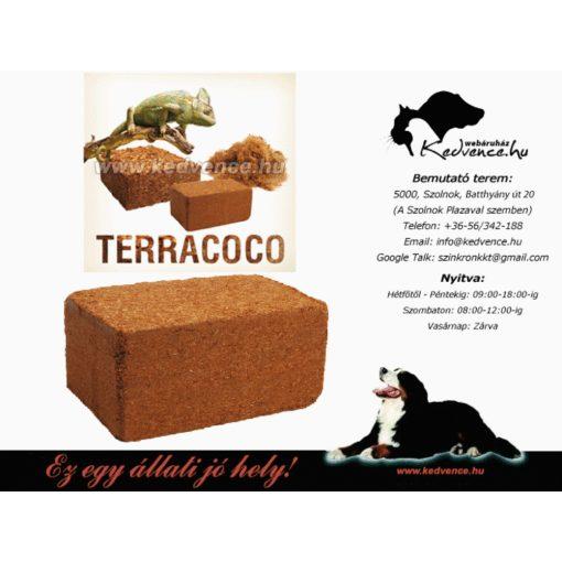 Aqua-Szut TerraCoco Kókusz rost ( préselt ) 1100gr