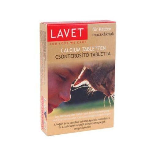 Lavet Cica Csonterősítő Tabletta Táplálékkiegészítő