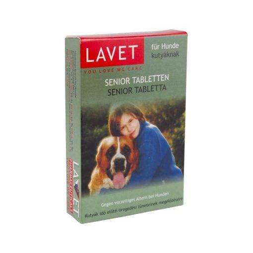 Lavet - Kutya Táplálékkiegészítő Senior Tabletta 50db