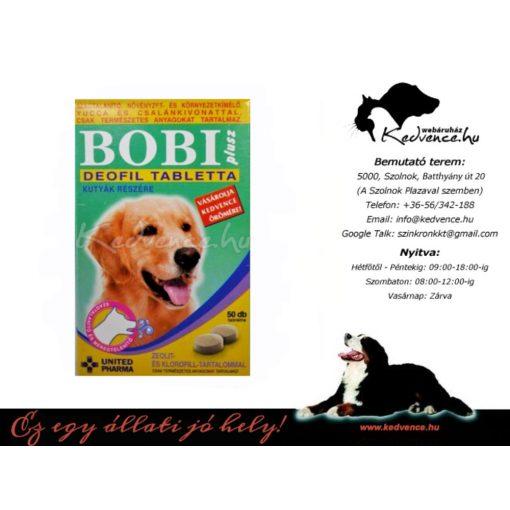 Bobi Deofil Tabletta 50db