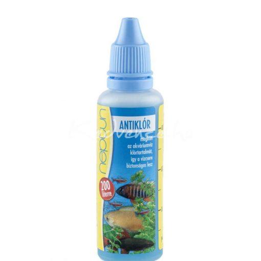 Neptun Antiklór 40ml - 200 liter vízhez