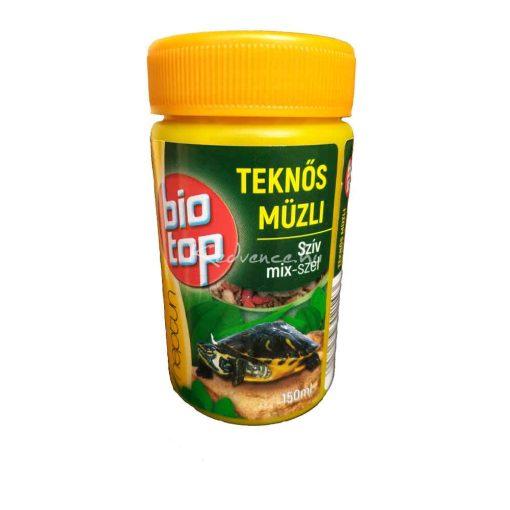 Neptun Teknős Müzli Szív Mixszel 150 ml