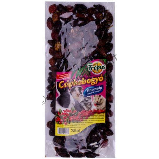 Trópus Rágcsáló Finomság Csipkebogyó 350 ml