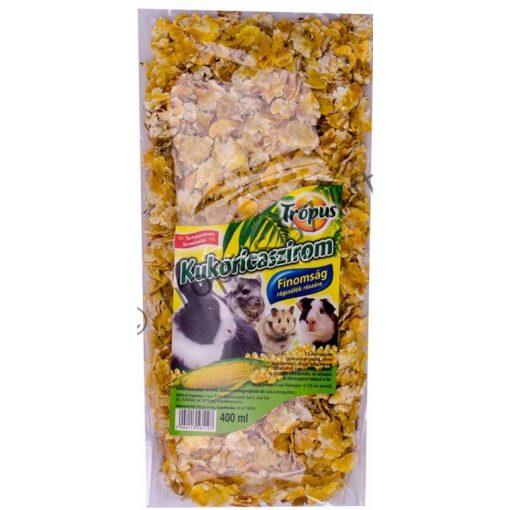 Trópus Rágcsáló Finomság Kukoricaszirom 400ml