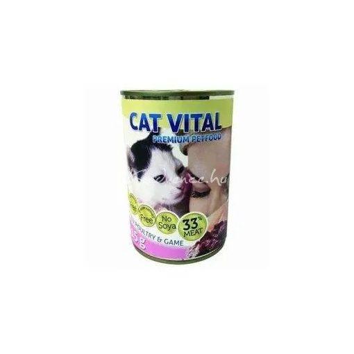 Cat Vital Tejpótló Kölyökcicáknak 200g