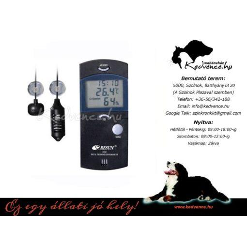 Resun Digitális Thermo Higrometer DT02