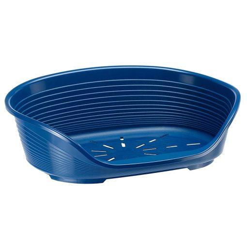 Ferplast Siesta Deluxe Műanyag Fekhely 2 Kék
